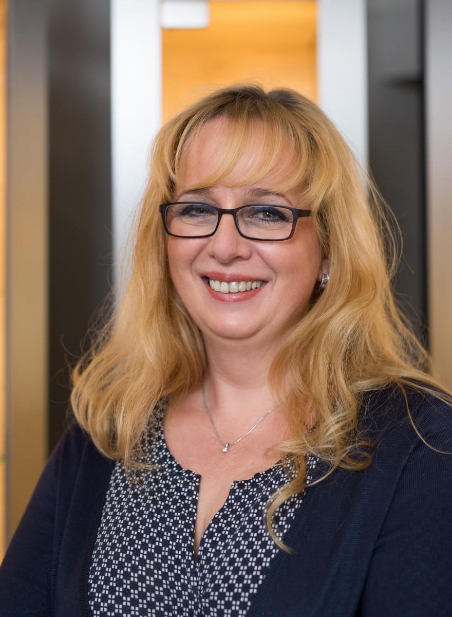 Portrait: Sandra Schöller, Inhaberin, Fachgebiet Einkauf & Organisation